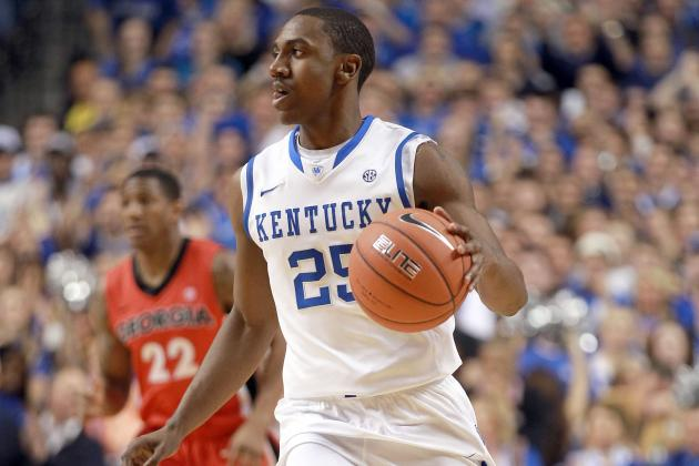 Bracketology 2012: Breaking Down Joe Lunardi's Latest Update
