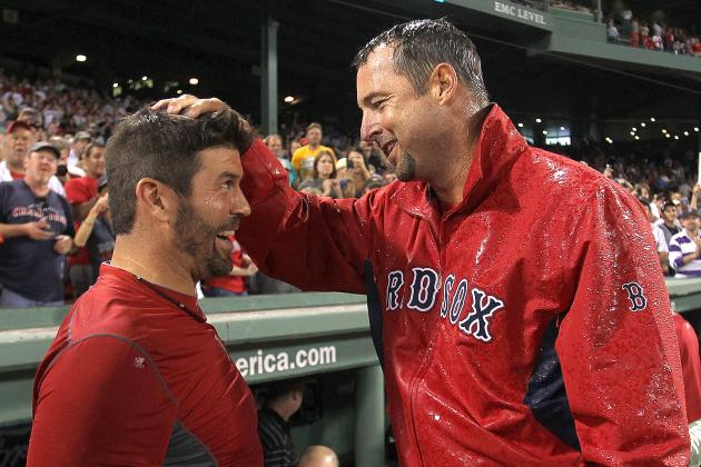 Tim Wakefield, Jason Varitek Define an Era for Boston Red Sox Fans