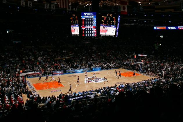 Big East Tournament 2012: Breaking Down Odds for Each Team to Win It All