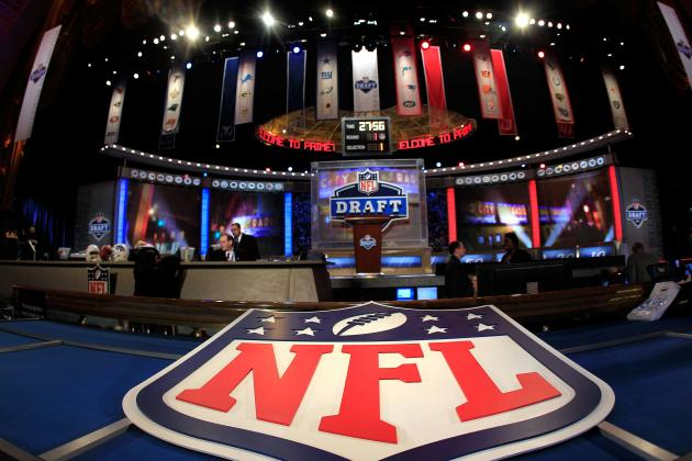 2012 NFL Mock Draft: Bust Potential for Every 1st-Round Pick
