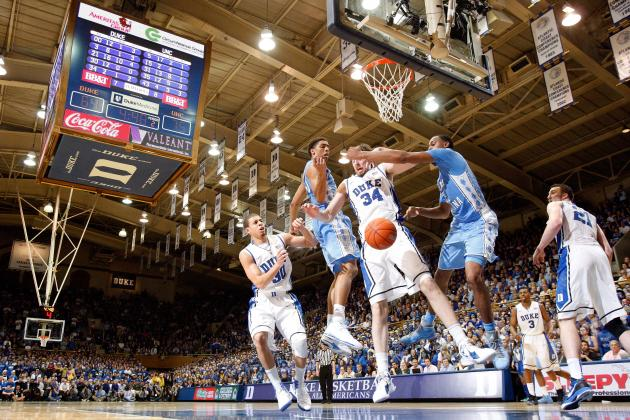 ACC Tournament 2012: Duke Will Win Rubber Match with UNC in Final