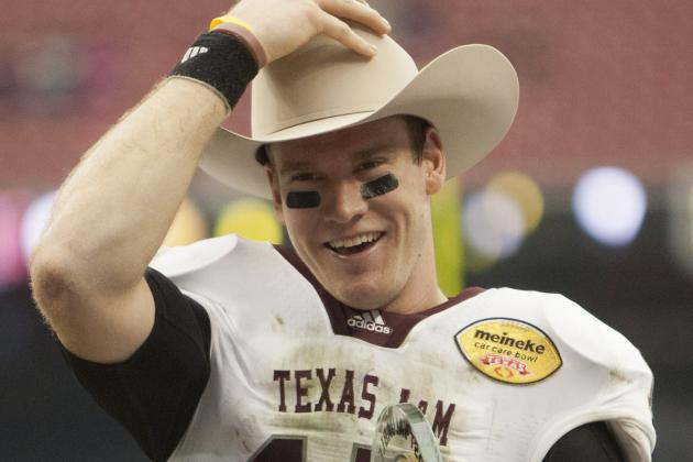 Texas A&M Football: Who Will Be the Aggies Starting Quarterback in 2012?