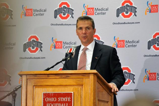 Ohio State's Urban Meyer: How He Could Prop Up the Big Ten