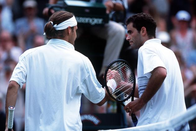Roger Federer vs. Pete Sampras: March Madness Tennis (Part 1 of 4)