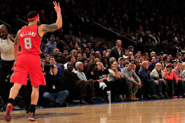 New Jersey Nets: Deron Williams Drops Record 57 as Nets Survive Bobcats