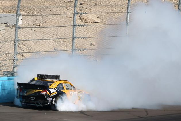 Ryan Newman Looking for Payback After Carl Edwards Incident at Phoenix?