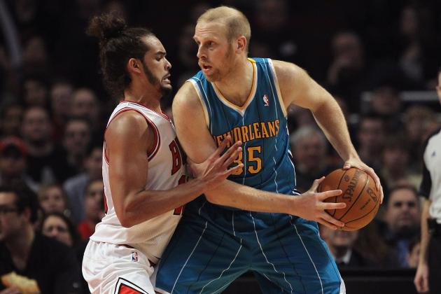 NBA Trade Rumors: 3 Possible Trade Destinations for the Hornets' Chris Kaman