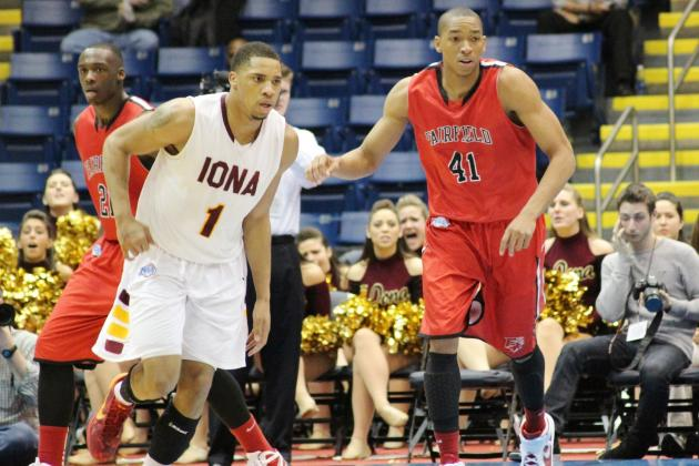 Fairfield Stags Upset Iona Gaels 85-75 at MAAC Semis