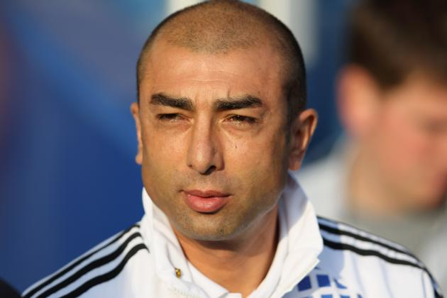 Chelsea vs. Birmingham City: Roberto Di Matteo Must Win First Match at Helm