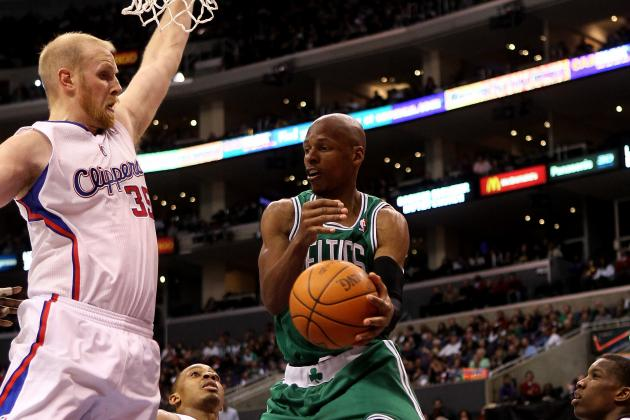 NBA Rumors: Ray Allen Would Make Clippers Championship Contender
