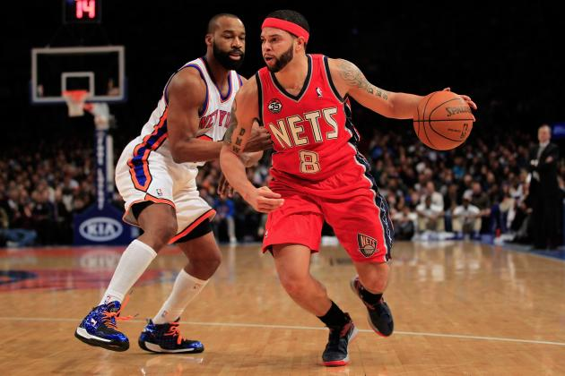 NBA Trade Rumors: Will New Jersey Nets Still Look to Trade Deron Williams?