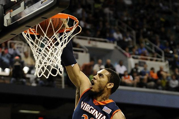 UVA vs. Maryland: Mike Scott Saves Best for Last as Cavaliers Grab 4th Bye