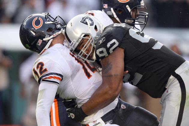 Oakland Raiders: Predicting Each Defensive Starter for Raiders in 2012