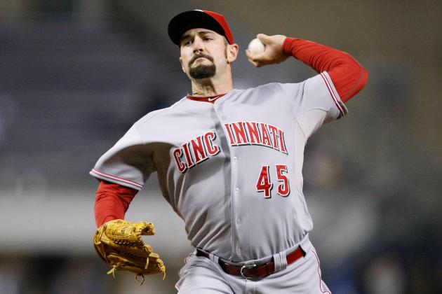 MLB Spring Training 2012: Cincinnati Reds' Bill Bray's Groin Injury Not Serious