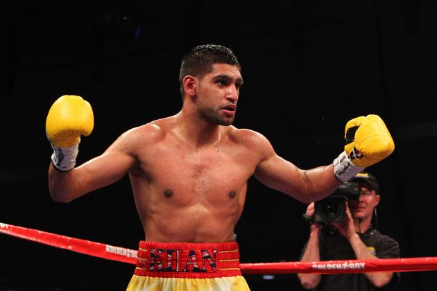 Amir Khan Reinstalled as WBA Light-Welterweight Champion; Moaning Does Help