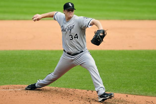 MLB Trade Rumors: Gavin Floyd Still a Hot Item the Chicago White Sox Could Trade