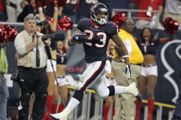 Arian Foster Reportedly Reaches 5-Year Deal with Houston Texans