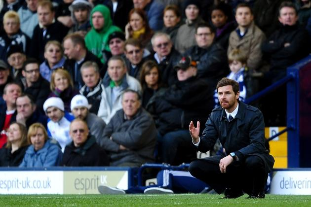 Andre Villas-Boas: The Mistake That Cost Chelsea £50 Million