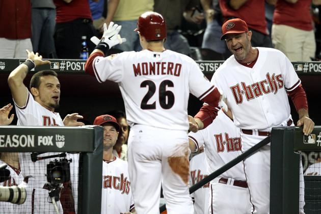 Miguel Montero's Price May Be More Than the Diamondbacks Can Offer