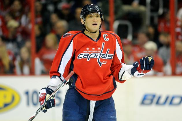 Washington Capitals: Alex Ovechkin Benched, or Dale Hunter