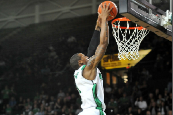 Marshall Thundering Herd Celebrates Senior Day with 79-75 Win over Southern Miss