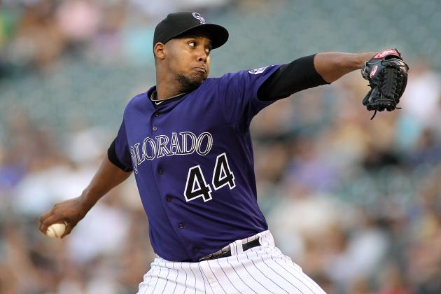 Latest Mile High Miracle: Juan Nicasio Poised to Start in 2012 After Broken Neck