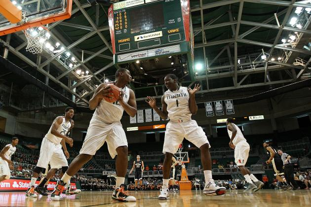 ACC Tournament 2012: Why Miami Is Most Dangerous Team in Tournament