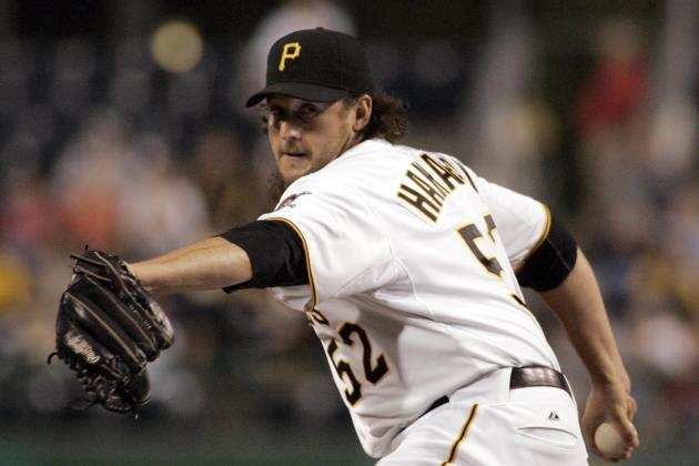 2012 MLB Closer Profile: Joel Hanrahan, Pittsburgh Pirates