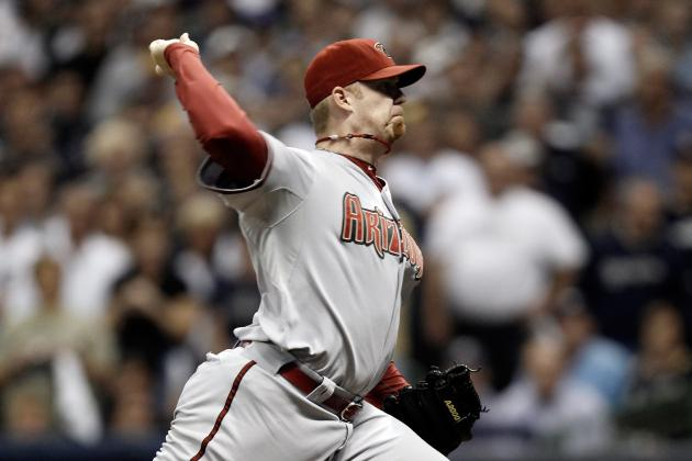 2012 MLB Closer Profile: J.J. Putz, Arizona Diamondbacks