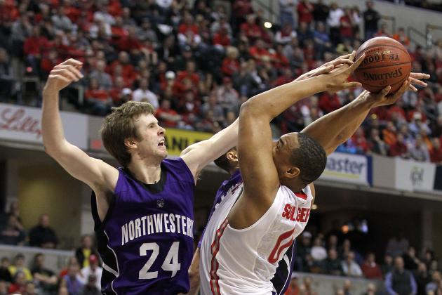 Big Ten Tournament 2012: John Shurna and 3 Players to Watch