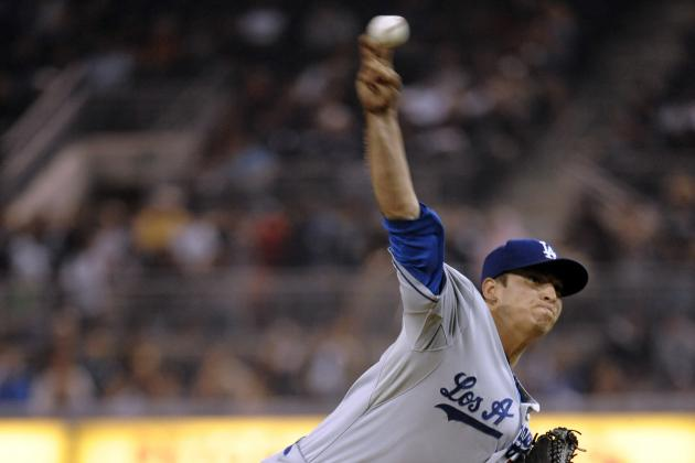 2012 MLB Closer Profile: Javy Guerra, Los Angeles Dodgers