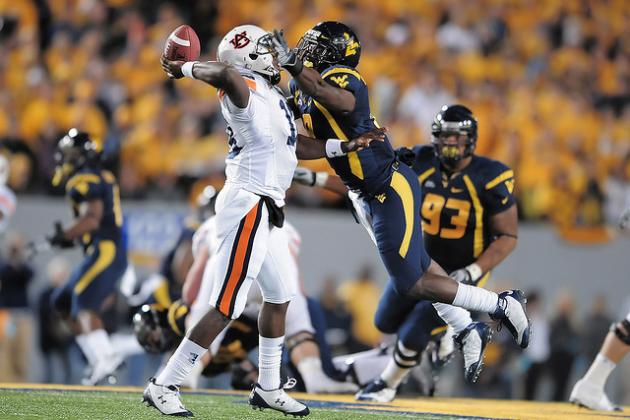 2012 Mountaineer Football: Introducing the New West Virginia Defense