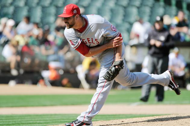 2012 MLB CLoser Profile: Jordan Walden, Los Angeles Angels