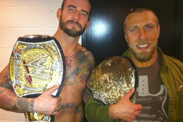 WWE: Why Great 'Technicians' Punk, Jericho & Bryan Make for Overrated Champions