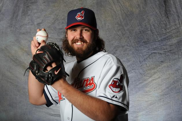 2012 MLB Closer Profile: Chris Perez, Cleveland Indians