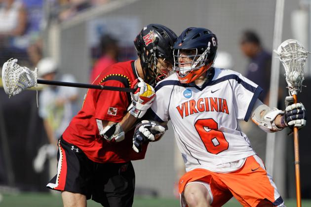 Updated Top 10 Rankings in Men's Division I Lacrosse