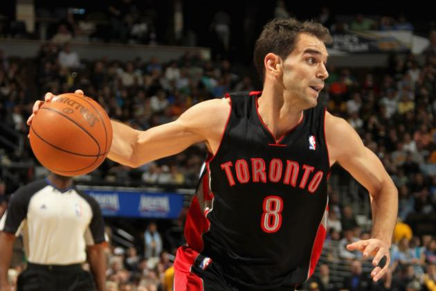 Toronto Raptors: Jose Calderon is the Point Guard of the Future