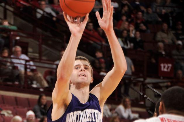 Big Ten Tournament 2012: John Shurna Makes Northwestern Underdog Team to Watch