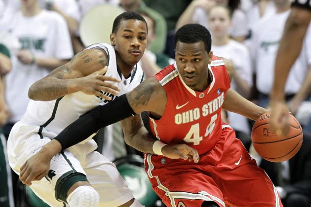 Big Ten Tournament 2012: Ohio State and Locks to Get Top Seed