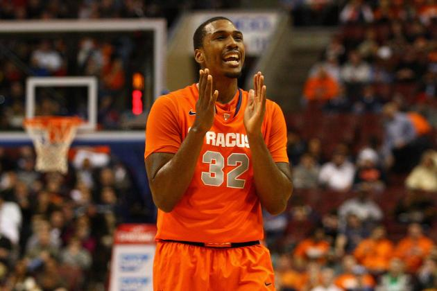 Big East Tournament 2012: Syracuse Orange Must Take Tourney to Secure No. 1 Seed
