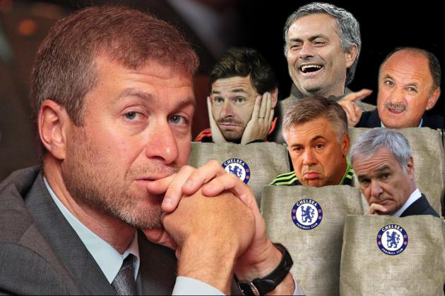 Chelsea's Next Manager Will Have to Be Crazy To Work For Roman Abramovich
