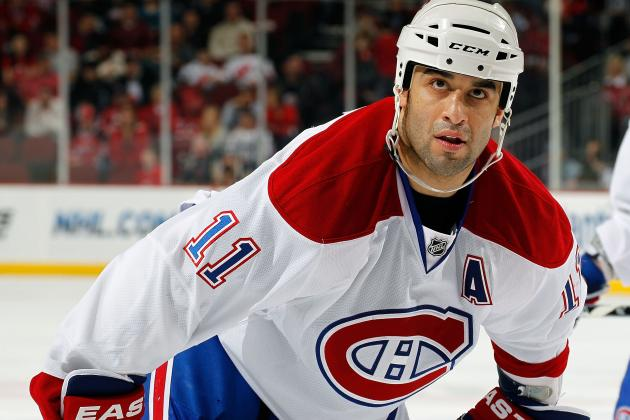 Montreal Canadiens: 7 Things You Might Hear Scott Gomez Say