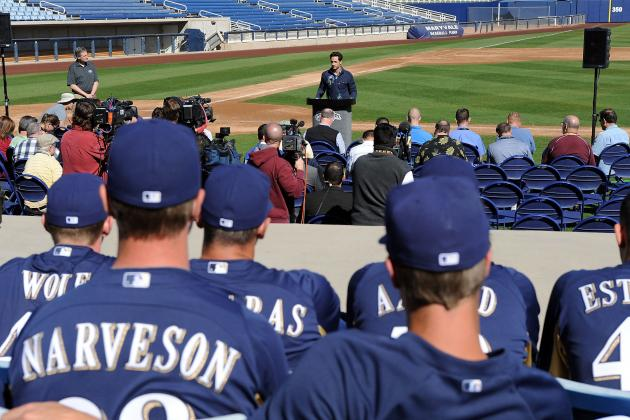 2012 MLB Predictions: Milwaukee Brewers Season Preview