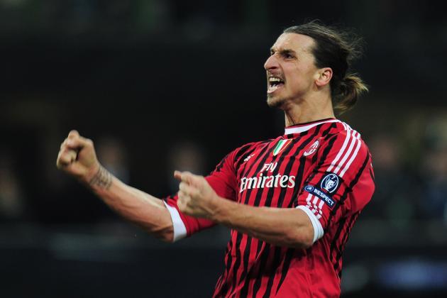 Arsenal vs. AC Milan: Zlatan Ibrahimovic—Star, Egoist, Opportunist