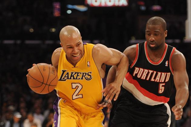 Lakers Rumors: Would Raymond Felton Work in Los Angeles?