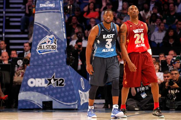 Kobe vs. D-Wade: Has Kobe Proven Wade Is Still in His Rear-View Mirror?
