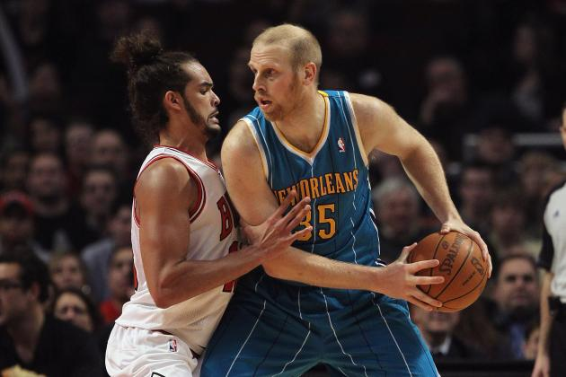 NBA Trade Rumors: Where Will Chris Kaman Land?