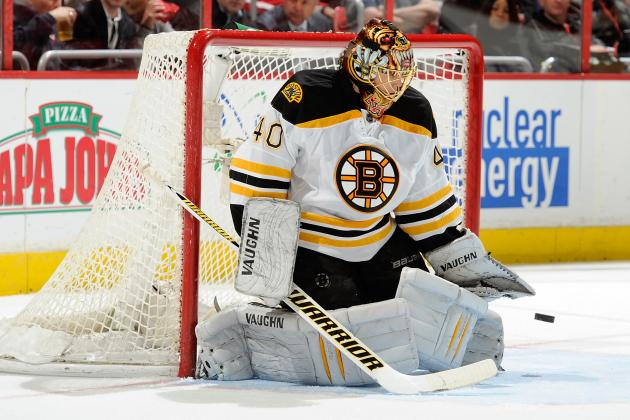 Boston Bruins: Goalie Tuukka Rask out for 4-6 Weeks, Adding to Injury Bug