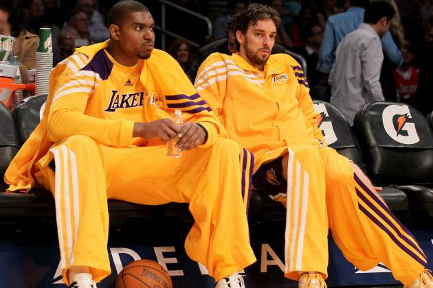 Debate: Should the Lakers Trade Pau Gasol or Andrew Bynum?