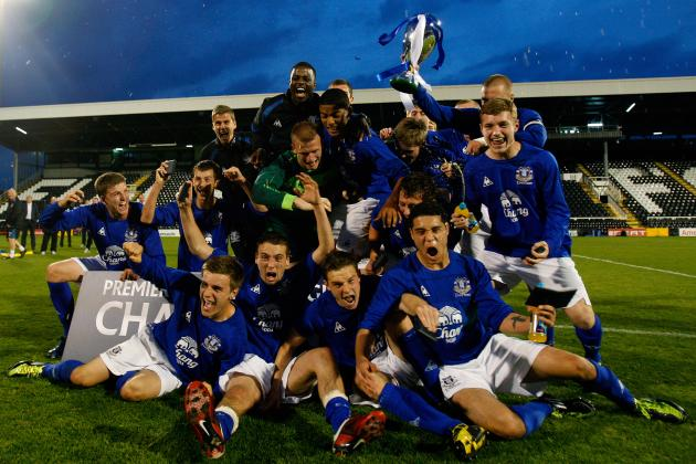 Everton: 7 Best Young Players for the Future at Goodison Park